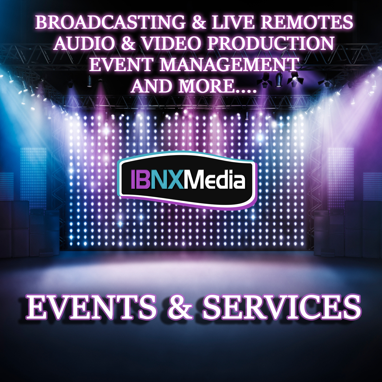 Events & Services
